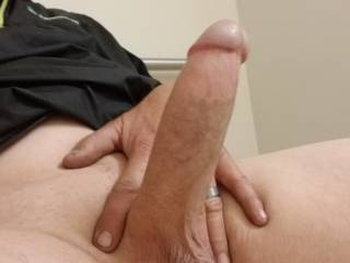 Horny after sexting the wife