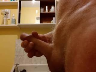 More fun in the bathroom. 😉