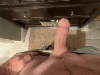 My cock is throbbing and needs to explode! Any takers?