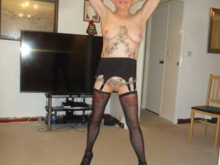hi all here I am ready for your close inspection dirty comments welcome mature couple