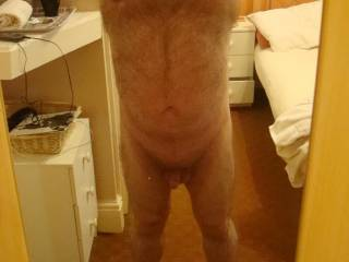 Would love to rum my hands up and down your hairy sexy body!!!!