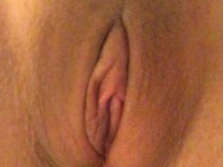 My perfect tight little pussy ready to be filled.