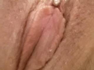 My wife's beautiful pussy...