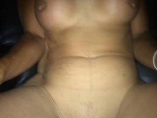 Fucking a guys wife in porn theater