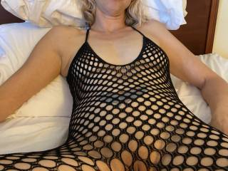 Waiting for a woman to bury her face in my pussy while my husband stuffs her hot holes