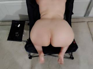 Would you take my big thick ass just like this