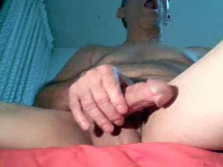 Herbert, once again a great stroke session!  You obviously love your cock and all the pleasure it gives you! I love mine in the same way! Great source of pleasure, over and over!