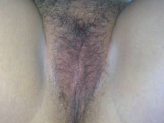 I like both, smooth or hairy. This looks like one tasty pussy.x