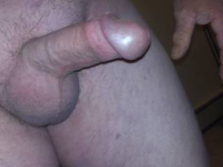 very hot.delicious cock.I would swallow every drop.