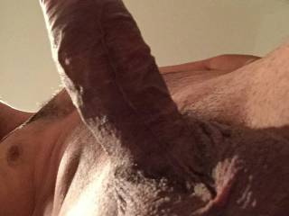 Nice view from my dick, wanna try it?