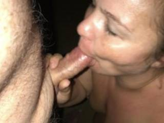 A friend of mine who would rather suck a cock than eat when she's hungry...wish I could find more like her