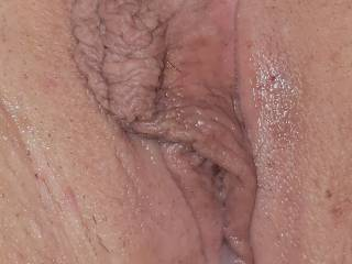 I let my sexy hubby fill my sexy pussy up