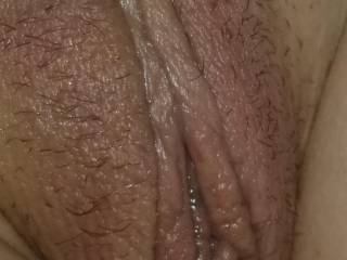 My JJ after being left licked came so very hard and now so very wet waiting for some cock!!!!😘
