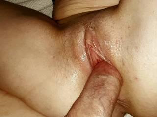 Taking his yummy cock