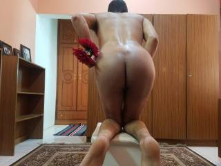 Grab My Ass and Insert Your Cock Inside :P