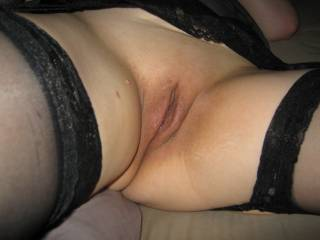 Would love to slide my fat cock deep into her