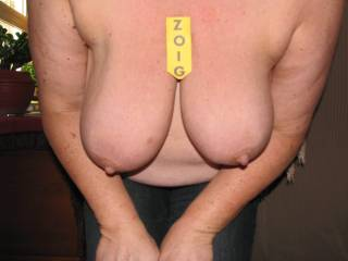 Your big tits need to be shared with as many men as possible !