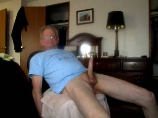 fully erect, personal best.  Like it, LADIES ?