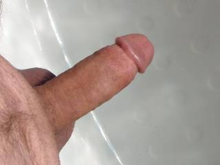 very nice hard on to suck hard...even not being gay....you have a very nice cock1