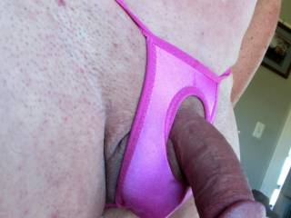 No need to ask twice. I am already on my knees. Very suckable cock
