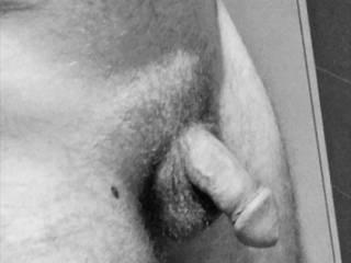 my hanging dick