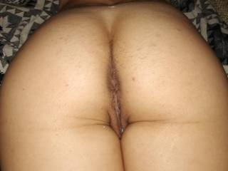 Doggystyle thong pic