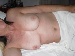 My titties