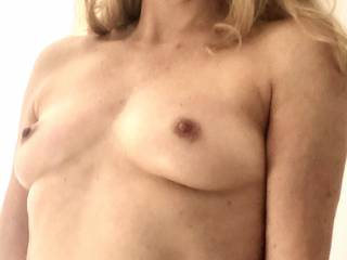 Hard and horny tits in the morning!!!