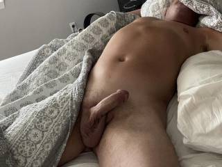Taking my picture after we finished fucking, do you like it?