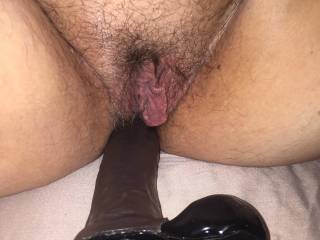 after these pics was took hubby gave me double pussy fuck