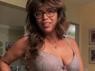 just a bra pic