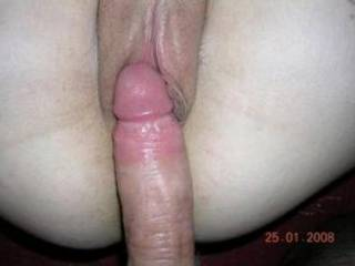 A nice, thick cock about to fuck a tight, little, pretty, shaved pussy is always a great sight to see.