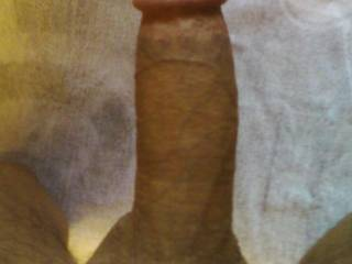 The wife loves you big cock how big is it she would like to know mmm