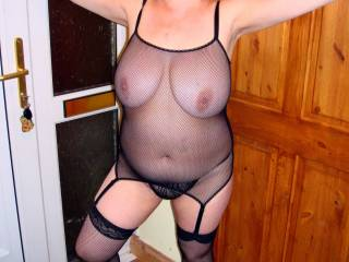 Me!! Wanna unload all over those fab tits!!!