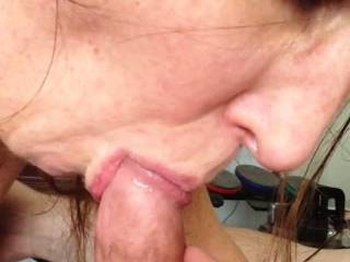 I'm good at both. Call me. I'm not to far. She should have all the cum she can take. I can help out.