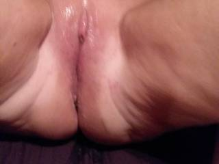 My FWB pussy. After a good eating
