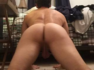 My butt, what are you gonna do to it?