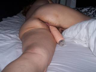 new dildo! very big! any one want to help? dirty comments welcome xx