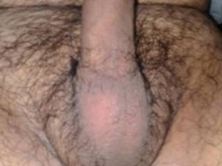balls and hairy