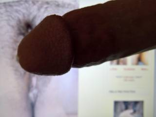 mmm pussy and cum, bet I can make your pussy purrrr