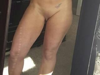 Women in skimpy lingerie