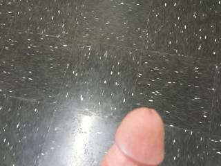Just took a pic of my dick.