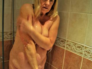 a cold shower makes me horny
