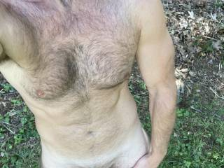 do you like being naked outdoors?