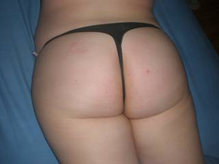 Do you think her ass is too big?