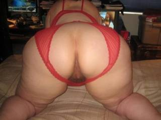 thats a 9 ass for sure love them big round soft ass's  taking it doggie watching it giggle as I pound deep into you  mmmm  OMG  I need to go fuck the wife  be right back