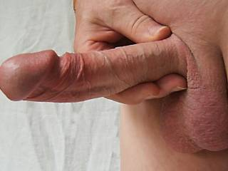 very very nice cock and balls - all very lickable and suckable mmmm