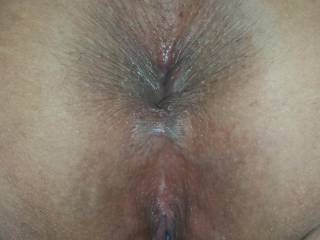 BOTH holes are BEAUTIFUL!  Sue XO