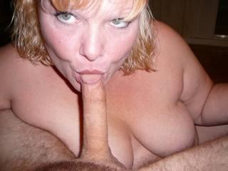 sucking my favorite cock