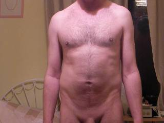 nudist at his best